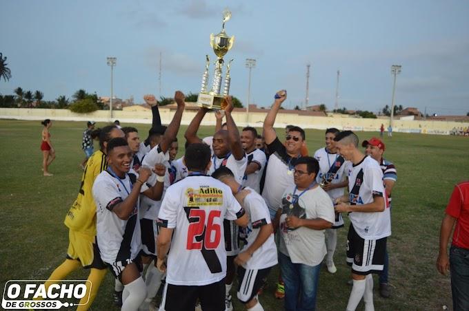 Vasco da Boa Esperança vence o Areias Alvas por 2 a 0 e é Campeão do Campeonato Grossos 66 anos