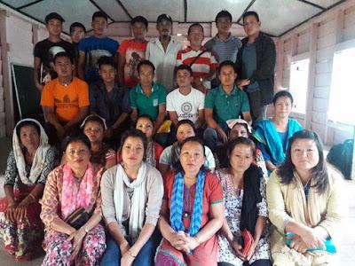 Seasonal labour mungpoo division