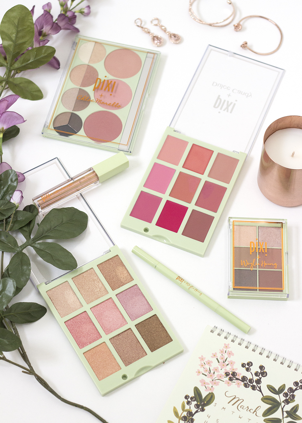 2018 Pixi Pretties Collaborations