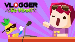Vloger Go Viral Clicker Mod Apk