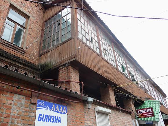 Сумы. Исторический центр