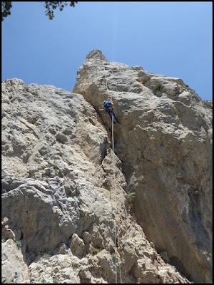 El Gat, Pedraforca, por al vía Homedes