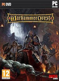 Warhammer Quest is an addictive mix of role Warhammer Quest-CODEX
