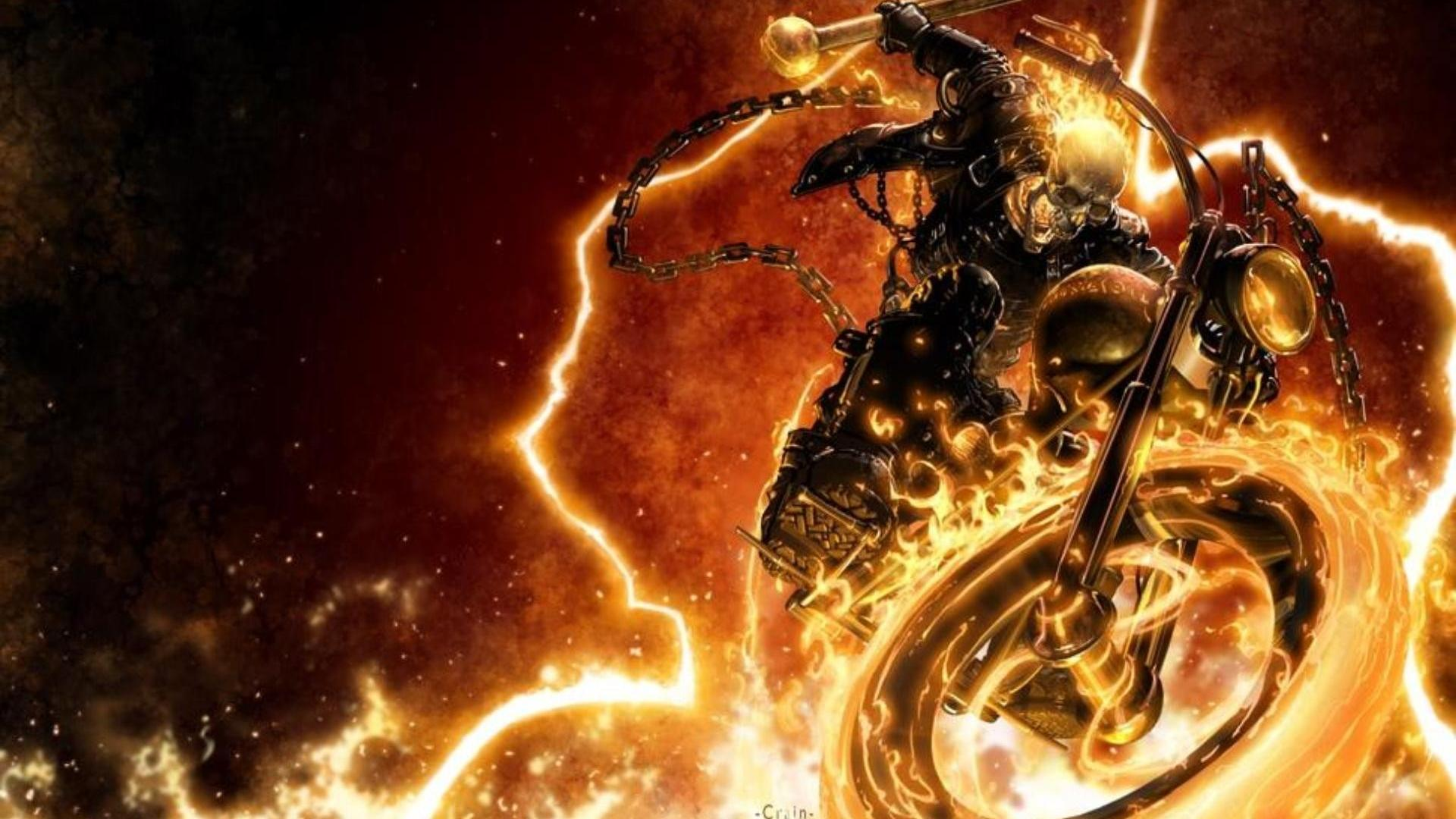 Ghost Rider Spirit of Vengeance - High Definition ...