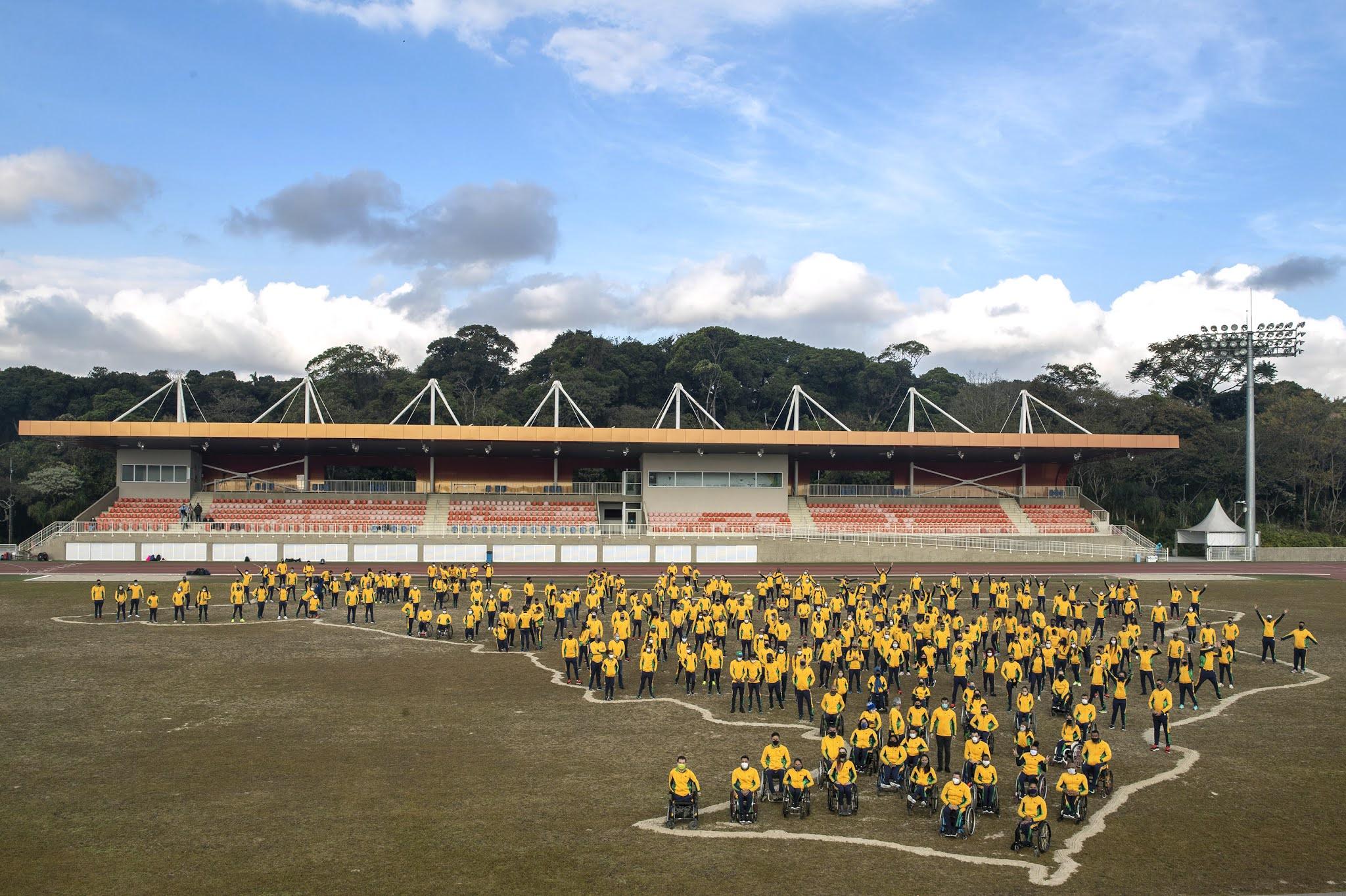 260 atletas representarão o Brasil em Tóquio 2020