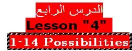 الدرس الرابع انجليزي اول ثانوي اليمن