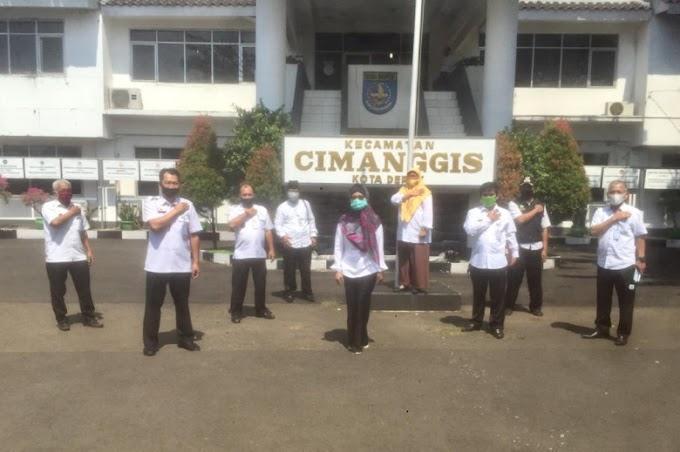 Serapan Anggaran di Kecamatan Cimanggis Capai 86,77 Persen