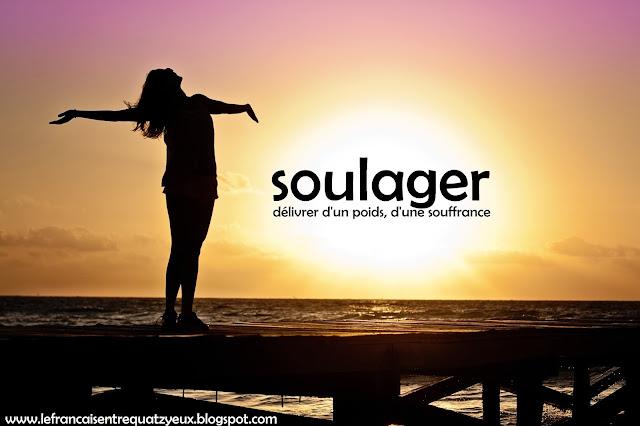 soulager soulagement