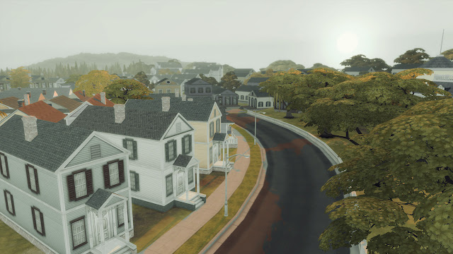 Sims4, Newcrest