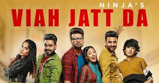 Viah Jatt Da Lyrics By Ninja