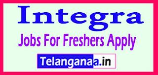 Integra Recruitment 2017 Jobs For Freshers Apply