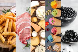 10 اطعمة تسبب ارتفاع الكولسترول