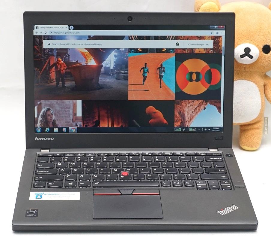 Jual Lenovo Thinkpad X250 Core I5 Jual Beli Laptop Second Dan Kamera Bekas Di Malang