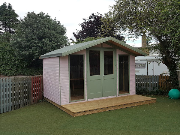 Convert Your Garden Shed into the Perfect Playroom for the Kids