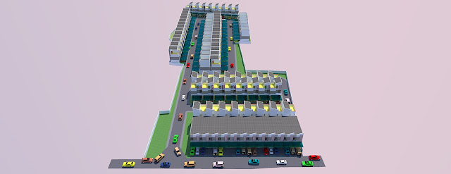 site plan and design
