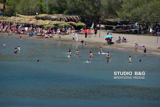 Ποιες παραλίες της Αργολίδας ανοίγουν το Σάββατο - Τι είπε ο Δήμαρχος Ναυπλιέων στο MEGA (βίντεο)