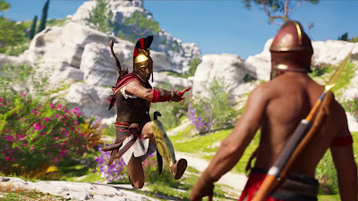 Assassins Creed Odyssey 2018 HD Wallpapers Free Download