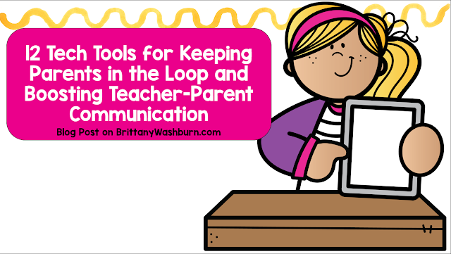 12 Tech Tools for Keeping Parents in the Loop and Boosting Teacher-Parent Communication