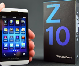 Blackberry Z10 STL100-1 Autoloader Firmware