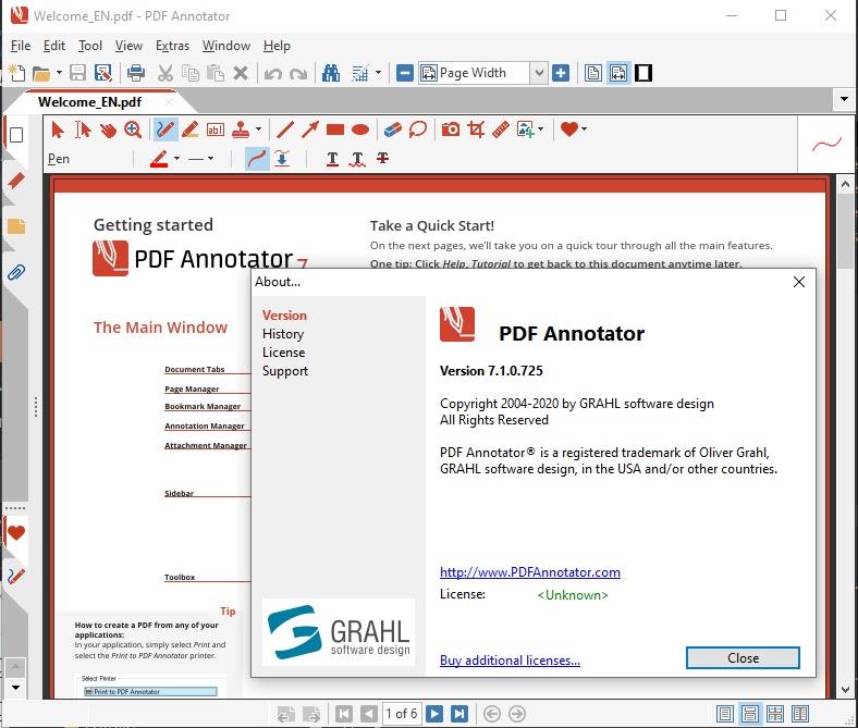 تحميل برنامج PDF Annotator 8  لتحرير وتعديل ملفات PDF
