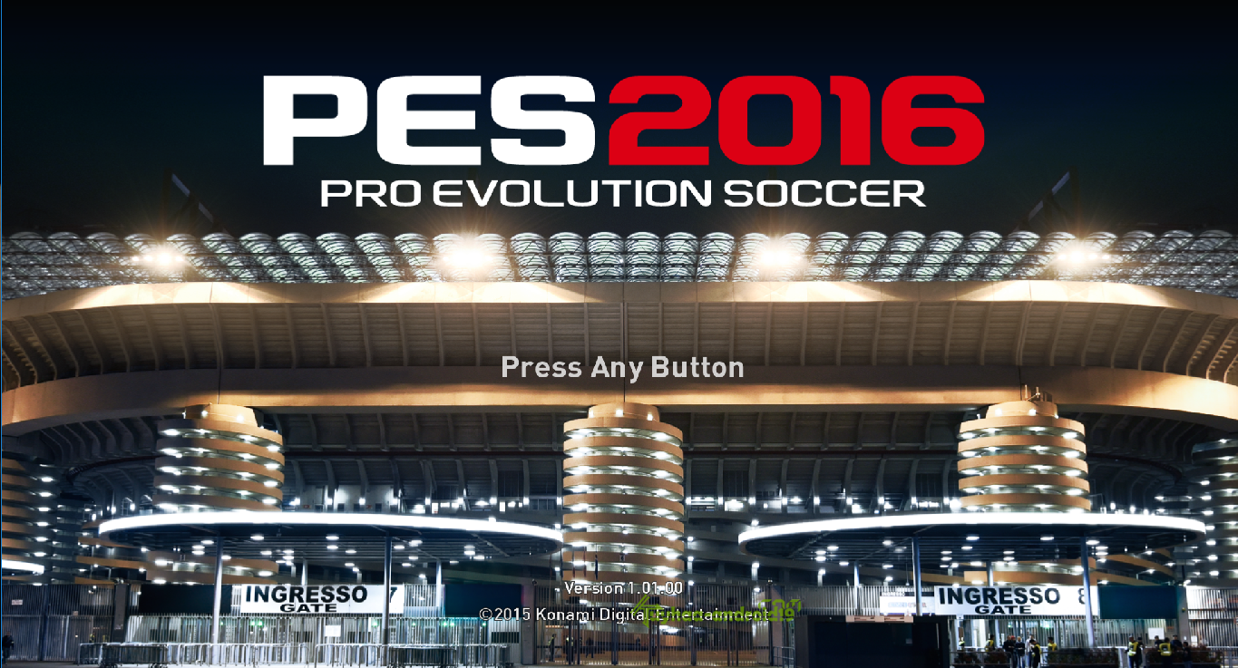 PES ) Pro Evolution Soccer 2016 full Reloaded
