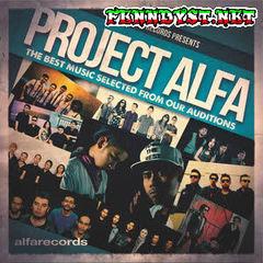 Project Alfa (2016) Album cover