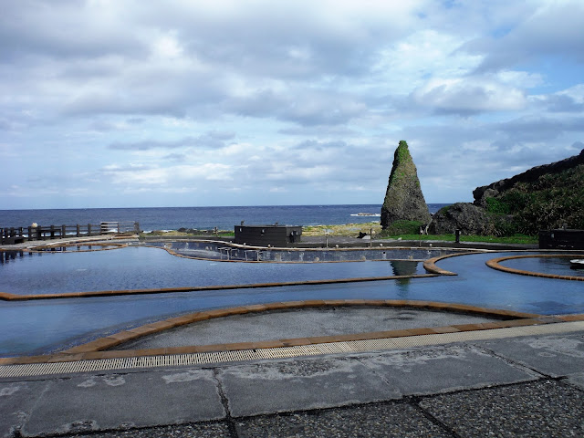 zhaori hot spring green island taiwan