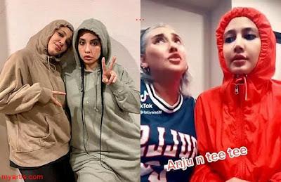 Fathia & Zarina