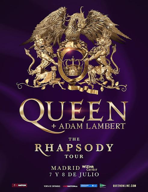 Agenda de giras, conciertos y festivales - Página 18 Queen20