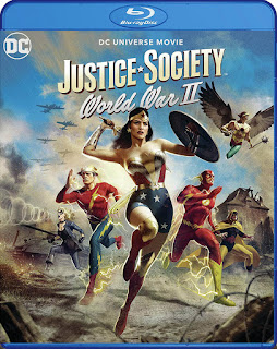 La Sociedad de la Justicia de América: Segunda Guerra Mundial [BD25] *Con Audio Latino