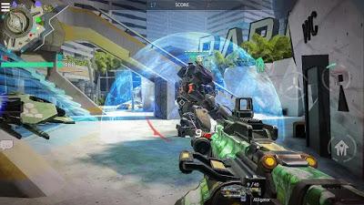 Infinity Ops: Online FPS النسخة المهكرة