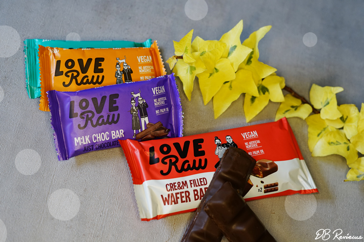 LoveRaw Vegan Chocolates