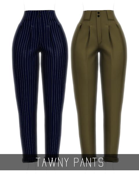TAWNY PANTS