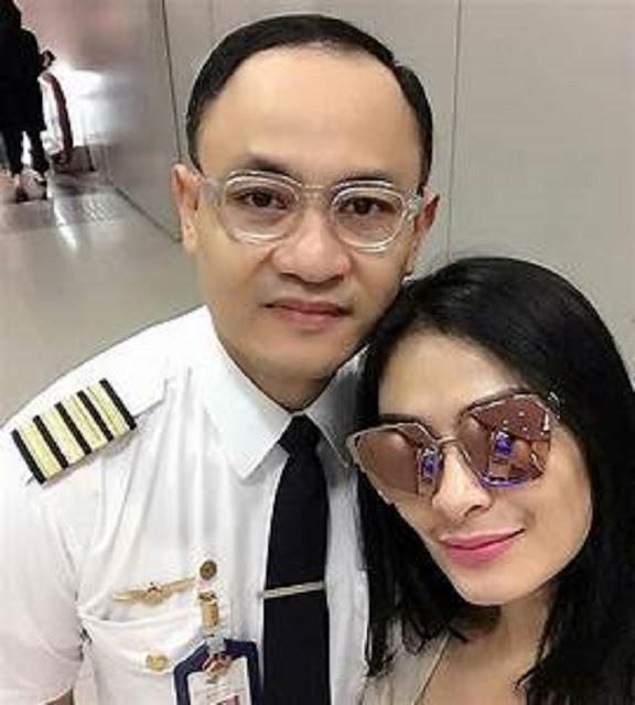 Segini Gaji Suami Iis Dahlia Pilot Garuda yang Angkut Harley