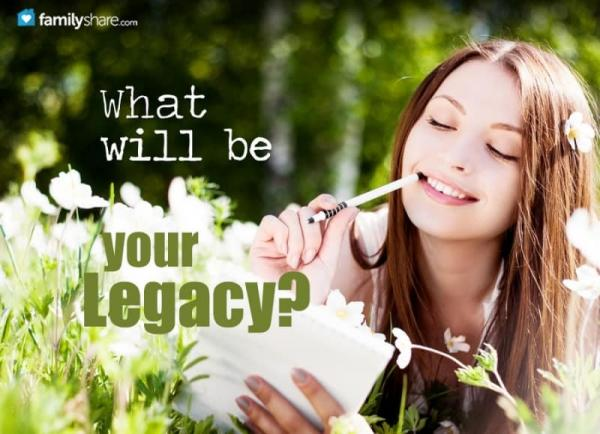 See 5 Ways to Build Your Legacy