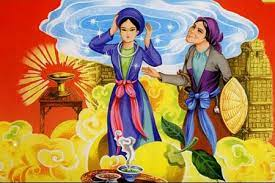 Cultural values of spiritual characters in Vietnamese Fairy tales - Tran Thi Thu Ha