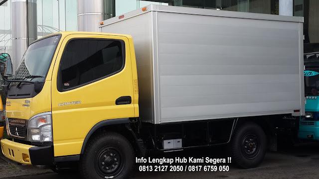 harga mobil baru box alumunium colt diesel canter tahun 2020