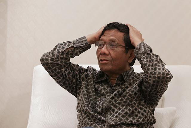 Jadi Menkopolhukam, Mahfud MD: Kerjaan Tetap Dosen, Menteri Cuma Sambilan