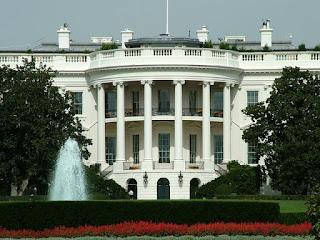 Un blessé par balles à la Maison-Blanche