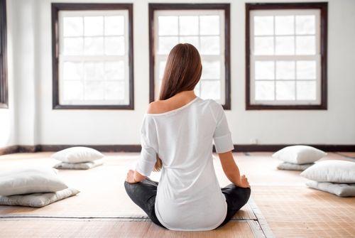 meditation process