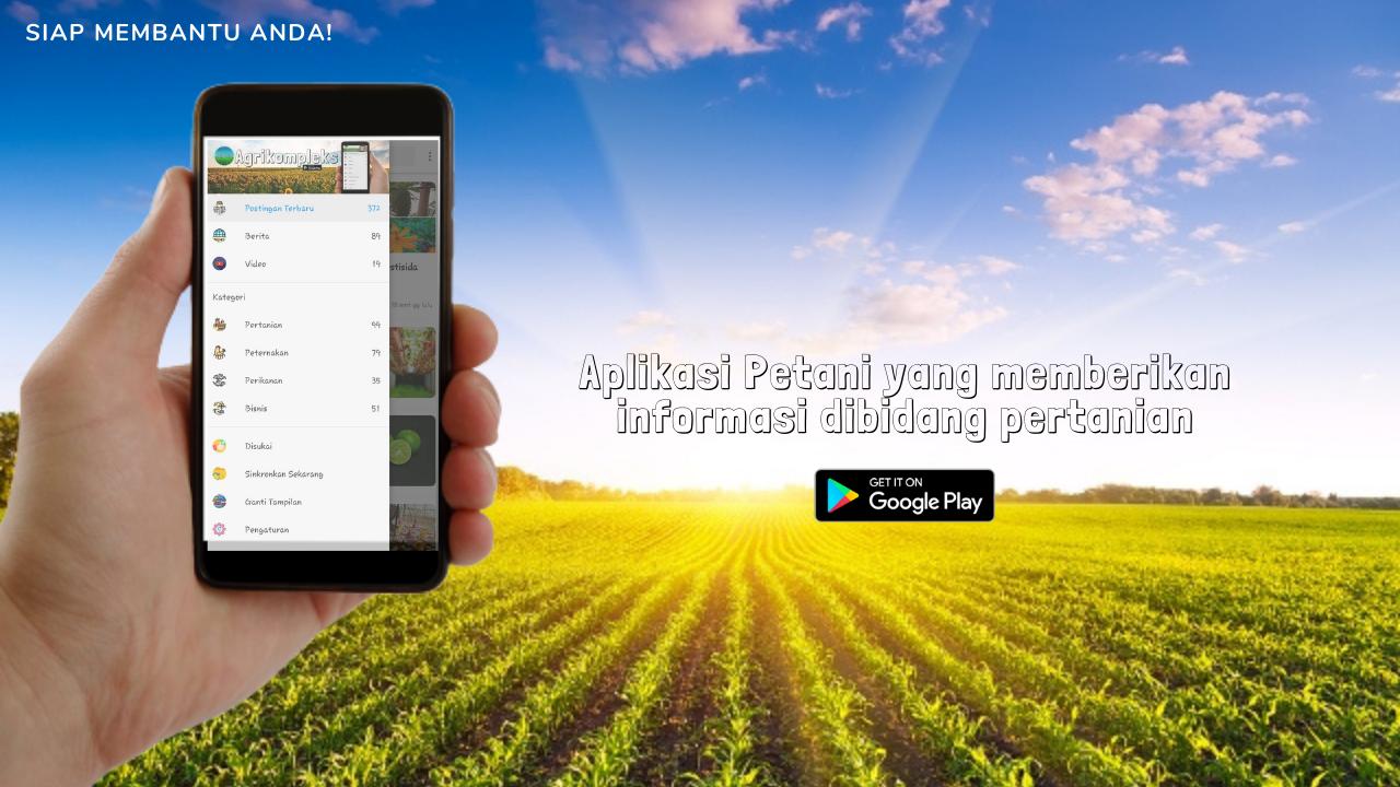 Aplikasi Petani yang Memberikan Informasi Dibidang Pertanian