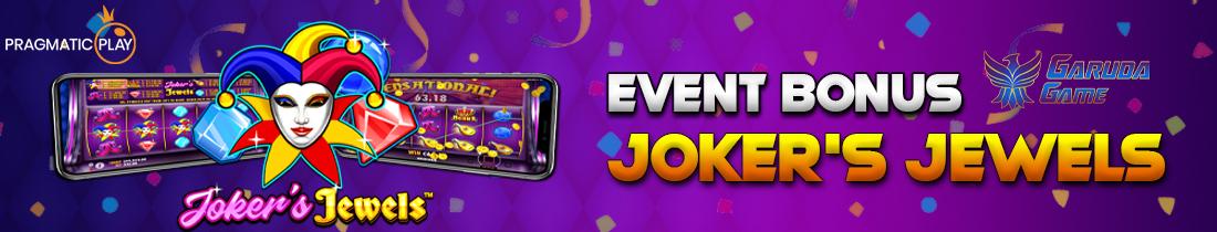 Event Bonus Jokers Jewels