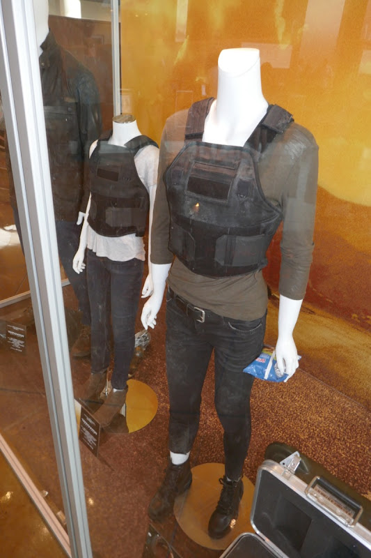 Terminator Dark Fate Sarah Connor movie costume