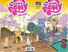 My Little Pony Micro Series #6 Comic Cover Double Variant
