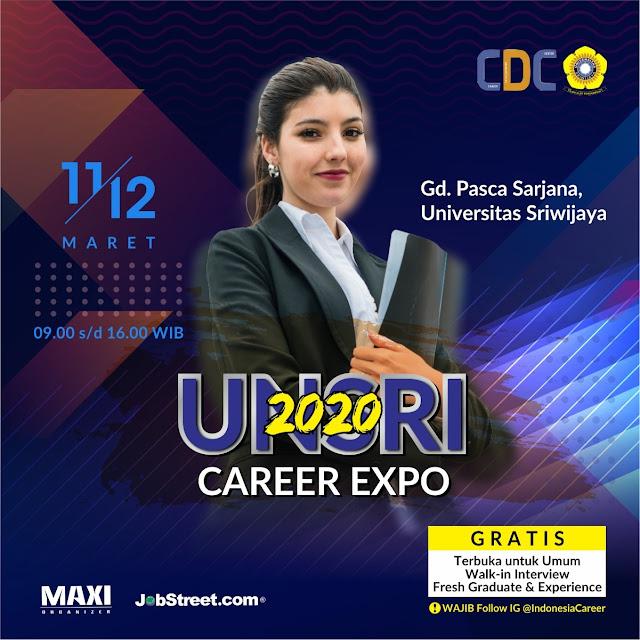 Job Fair Palembang Tahun 2020