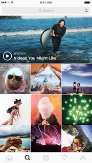 Instagram si aggiorna alla vers 9.1