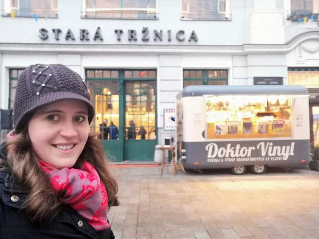 Street food Bratislava