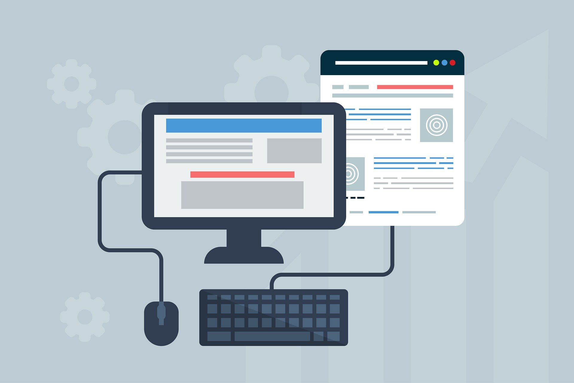 Créer un site web d'entreprise personnalisé avec Website Builder