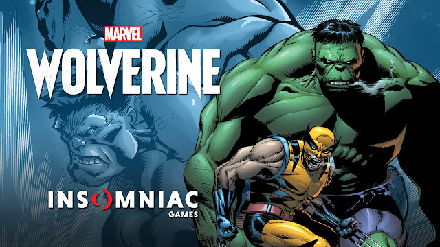 marvel's wolverine announcement teaser trailer easter egg incredible hulk action-adventure game playstation 5 ps5 insomniac games sony interactive entertainment