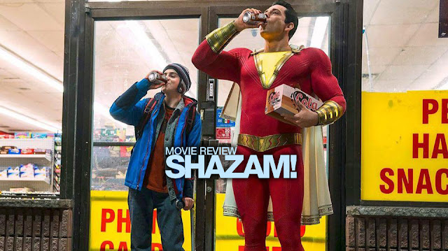 Shazam! (2019) Movie Review